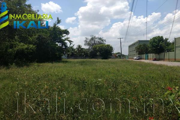 Foto de terreno habitacional en venta en matamoros esquina con leopoldo kiel , álamo, álamo temapache, veracruz de ignacio de la llave, 8326121 No. 07