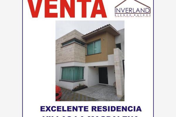 Foto de casa en venta en matamoros , la magdalena, san mateo atenco, méxico, 5440076 No. 01
