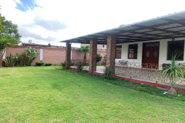 Foto de terreno comercial en renta en matamoros , san mateo, metepec, méxico, 5749727 No. 01