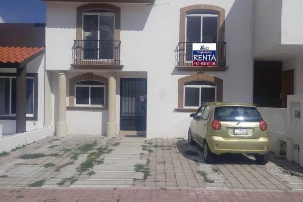 Foto de casa en renta en matancillas 1513, residencial el refugio, querétaro, querétaro, 0 No. 01