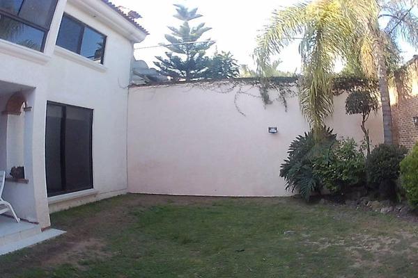 Foto de casa en venta en maurice baring , jardines vallarta, zapopan, jalisco, 16277159 No. 17