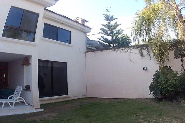 Foto de casa en venta en maurice baring , jardines vallarta, zapopan, jalisco, 16277159 No. 20