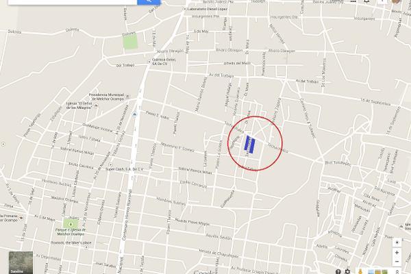 Foto de terreno habitacional en venta en maximino p gómez, san isidro, melchor ocampo, estado de méxico, 443838 no 04
