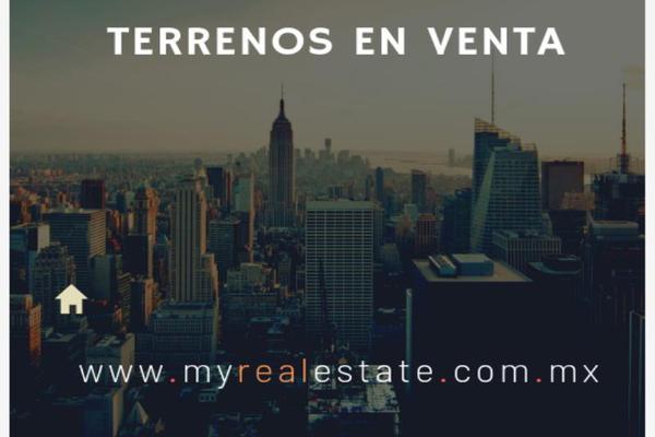 Foto de terreno comercial en venta en medellín 00, roma sur, cuauhtémoc, df / cdmx, 8776858 No. 04