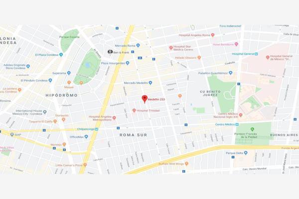 Foto de departamento en venta en medellin 253, roma sur, cuauhtémoc, df / cdmx, 10002699 No. 12