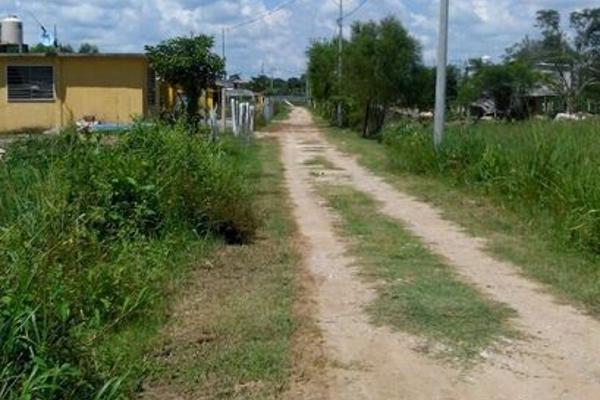 Foto de terreno habitacional en venta en  , medellin y pigua 3a secc, centro, tabasco, 2642570 No. 04