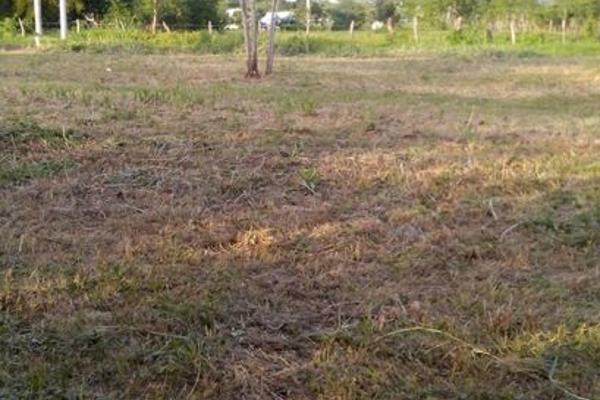 Foto de terreno habitacional en venta en  , medellin y pigua 3a secc, centro, tabasco, 2642570 No. 06