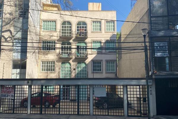 Foto de edificio en venta en melchor ocampo , del carmen, coyoacán, df / cdmx, 19377081 No. 01