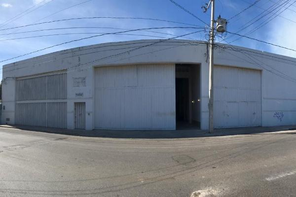 Foto de nave industrial en renta en  , mercedes barrera, mérida, yucatán, 0 No. 02