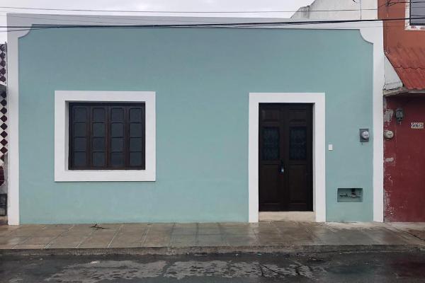 Foto de casa en venta en  , merida centro, mérida, yucatán, 13347617 No. 01