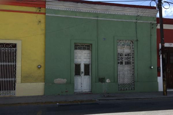 Foto de casa en venta en  , merida centro, mérida, yucatán, 14026106 No. 01