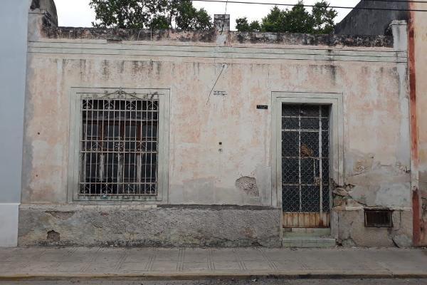 Foto de casa en venta en  , merida centro, mérida, yucatán, 14026110 No. 01