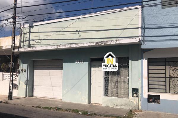 Foto de casa en venta en  , merida centro, mérida, yucatán, 14028677 No. 01