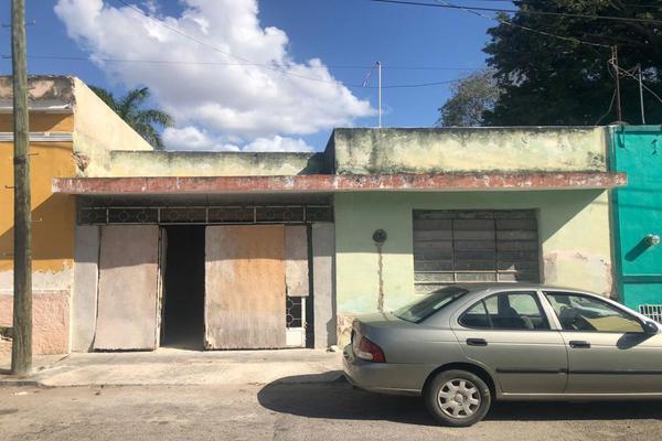 Foto de casa en venta en  , merida centro, mérida, yucatán, 14028697 No. 01