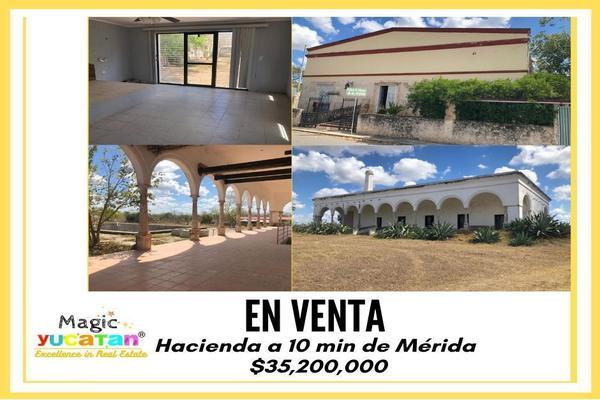 Foto de rancho en venta en  , merida centro, mérida, yucatán, 18675620 No. 02