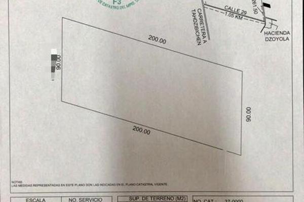 Foto de terreno habitacional en venta en  , merida centro, mérida, yucatán, 7861395 No. 01