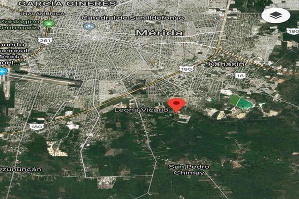 Foto de terreno habitacional en venta en  , merida centro, mérida, yucatán, 7861395 No. 03