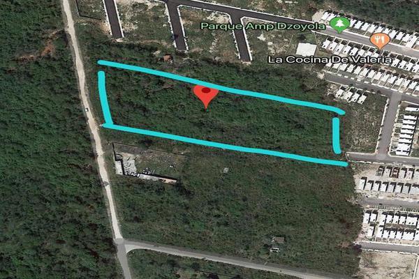 Foto de terreno habitacional en venta en  , merida centro, mérida, yucatán, 7861395 No. 04