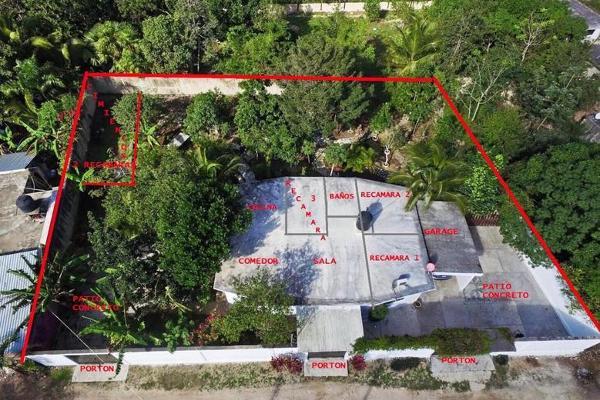 Foto de casa en venta en  , merida centro, mérida, yucatán, 7974751 No. 17