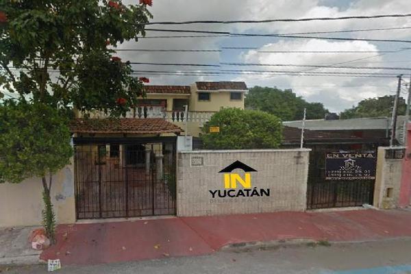 Foto de casa en venta en  , merida centro, mérida, yucatán, 8099758 No. 01