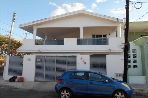 Foto de casa en venta en  , merida centro, mérida, yucatán, 8137909 No. 01