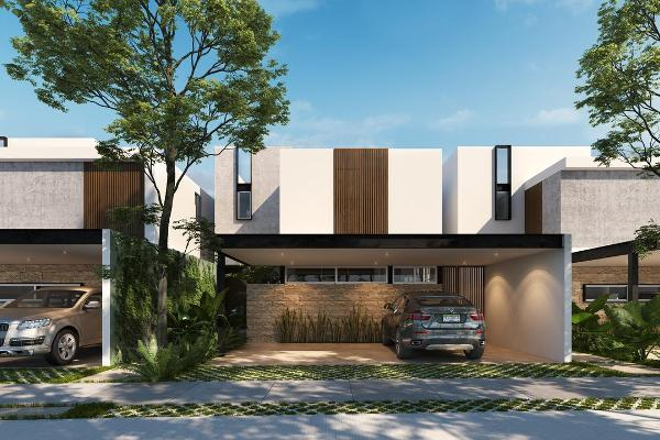 Foto de casa en venta en  , mérida, mérida, yucatán, 12262353 No. 01