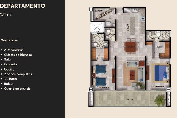 Foto de departamento en venta en  , mérida, mérida, yucatán, 13316946 No. 05