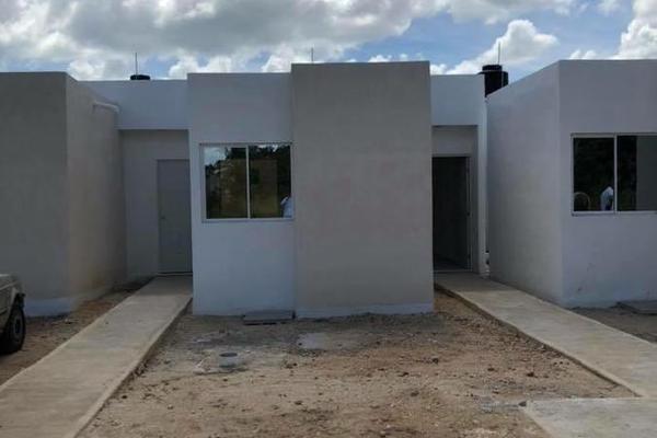 Foto de casa en venta en  , mérida, mérida, yucatán, 8099075 No. 01