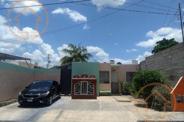 Foto de casa en venta en  , mérida, mérida, yucatán, 8099257 No. 01