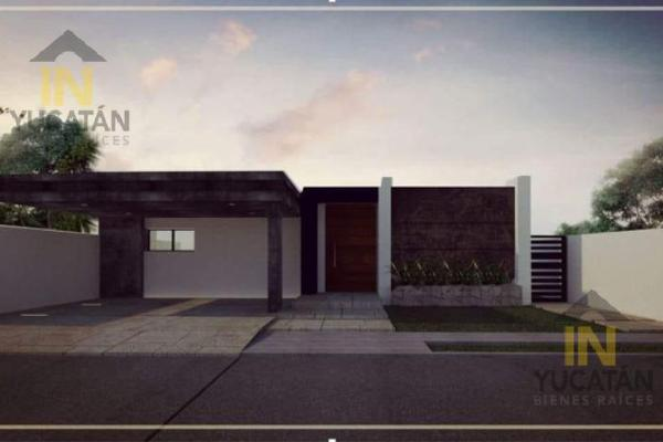 Foto de casa en venta en  , mérida, mérida, yucatán, 8099808 No. 01