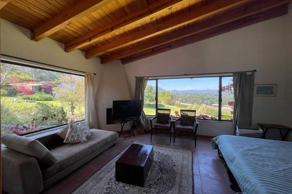 Foto de casa en condominio en venta en mesa de jaimes , mesa de jaimes, valle de bravo, méxico, 20169389 No. 18