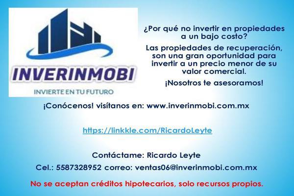 Foto de casa en venta en mesina 78, lomas de la estancia, iztapalapa, df / cdmx, 21219883 No. 06