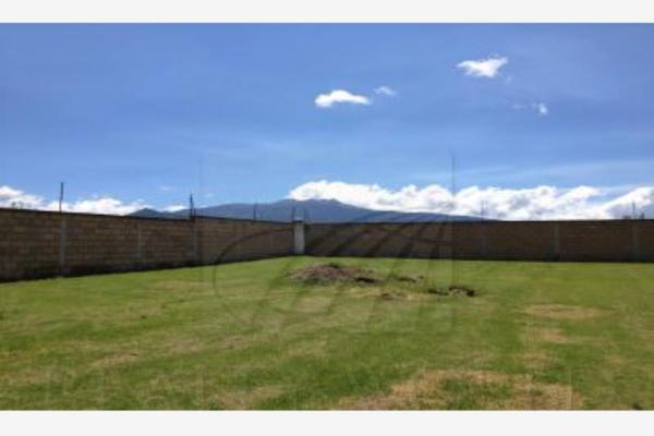 Foto de terreno habitacional en venta en meson de san gabriel 00, el mesón, calimaya, méxico, 5376498 No. 02