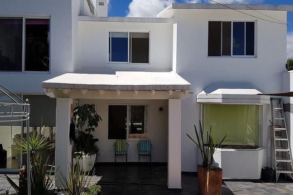 Foto de casa en venta en meson , villas del mesón, querétaro, querétaro, 5810794 No. 01