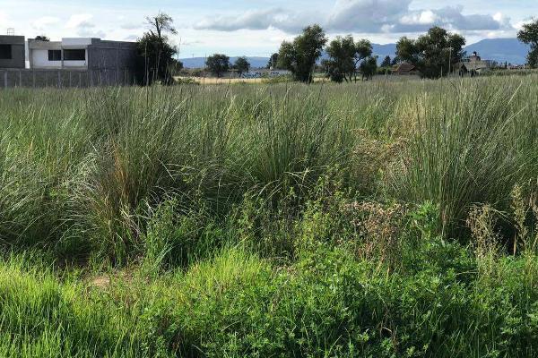 Foto de terreno habitacional en venta en  , metepec centro, metepec, méxico, 14025735 No. 04