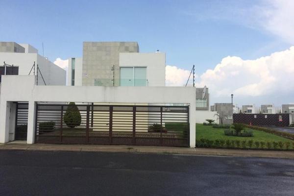 Foto de casa en venta en  , la loma metepec, metepec, hidalgo, 8088922 No. 01