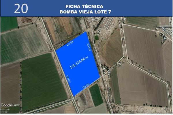 Foto de terreno habitacional en venta en  , mexicali, mexicali, baja california, 12813079 No. 01