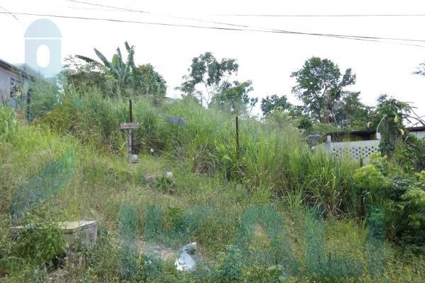 Foto de terreno habitacional en venta en  , mexicana miguel alemán, tuxpan, veracruz de ignacio de la llave, 5857849 No. 03