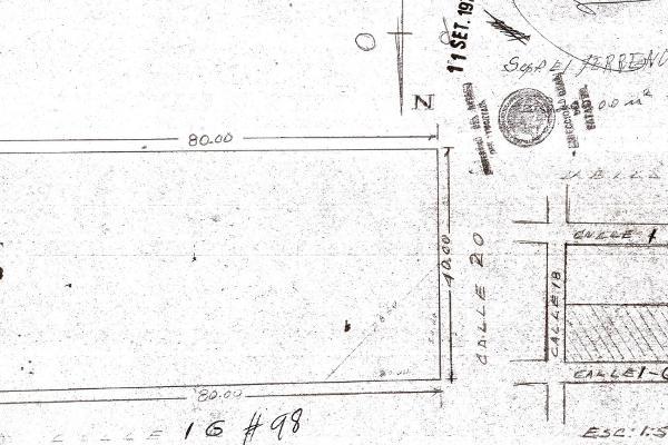 Foto de terreno comercial en venta en  , méxico, mérida, yucatán, 2629007 No. 02