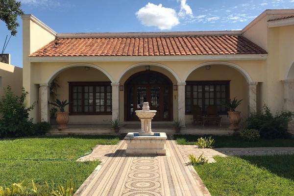 Foto de casa en venta en  , méxico norte, mérida, yucatán, 13416158 No. 01