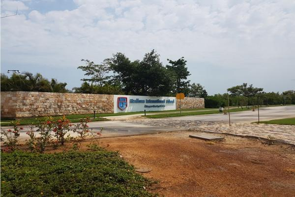 Foto de terreno habitacional en venta en  , méxico norte, mérida, yucatán, 8431909 No. 13