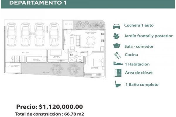Foto de departamento en venta en  , méxico norte, mérida, yucatán, 9308257 No. 04