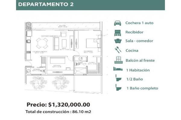 Foto de departamento en venta en  , méxico norte, mérida, yucatán, 9308257 No. 05