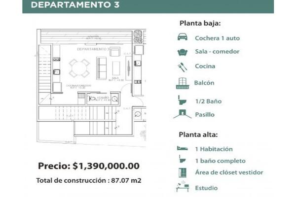 Foto de departamento en venta en  , méxico norte, mérida, yucatán, 9308257 No. 06