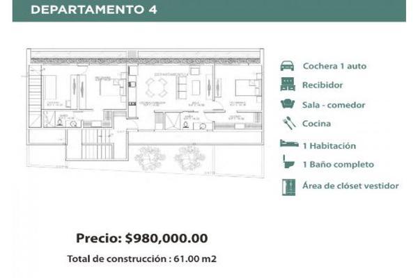 Foto de departamento en venta en  , méxico norte, mérida, yucatán, 9308257 No. 07