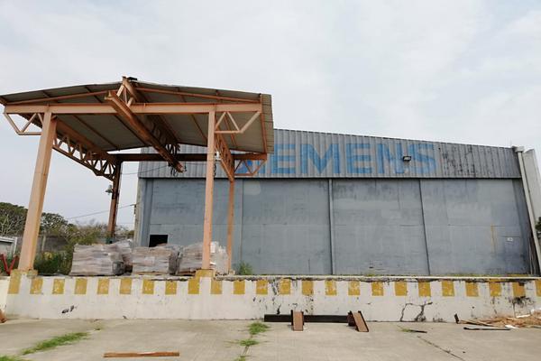 Foto de nave industrial en renta en méxico , revolución obrera, altamira, tamaulipas, 7300806 No. 01