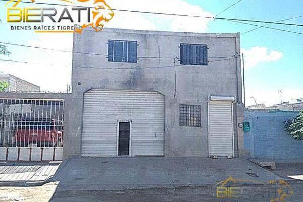 Foto de nave industrial en renta en  , mezquital, juárez, chihuahua, 15216350 No. 01