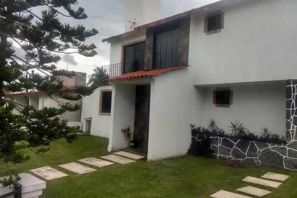 Foto de casa en venta en mezquite 34, lomas de cocoyoc, atlatlahucan, morelos, 5932679 No. 02