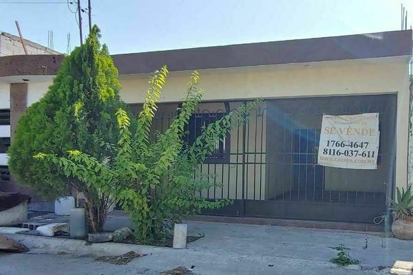 Foto de casa en venta en mezquite , los encinos, apodaca, nuevo león, 20693916 No. 01