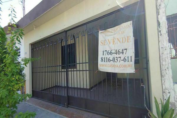 Foto de casa en venta en mezquite , los encinos, apodaca, nuevo león, 20693916 No. 02